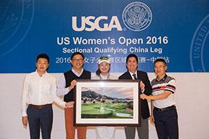 刘艳美国女子公开赛中国资格赛夺冠 打进大满贯