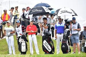 日巡美津浓赛金庚泰夺赛季第3冠 4人进英国公开赛