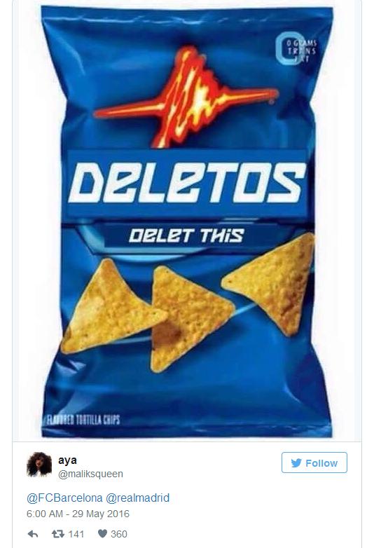 球迷要求巴萨删掉这条推文