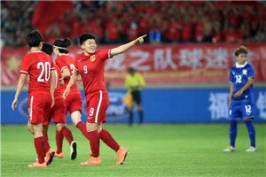 热身赛-张睿双响赵雪传射 中国女足6-0大胜泰国