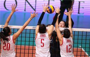 瑞士赛女排1-3土耳其遭首败 调整阵容雪藏3老将