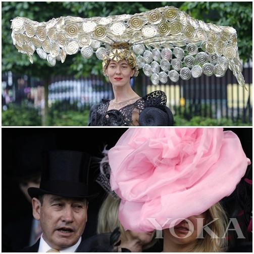 这是专程秀帽子主题