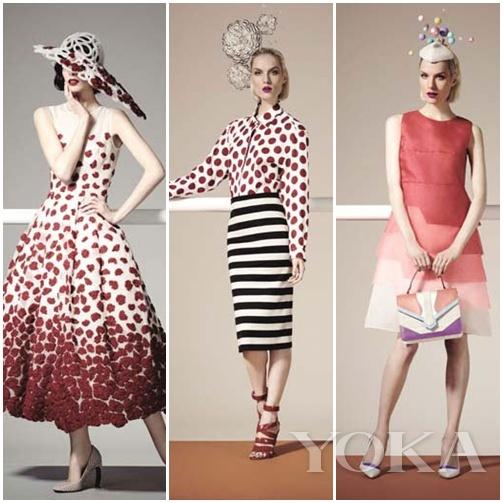 2014 Royal Ascot女装指导规范由Burberry、Fendi等大牌联手提供