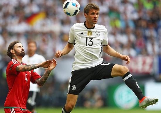 德国队内最贵的是穆勒