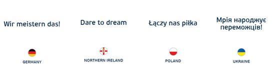 C组:德国,北爱尔兰,波兰,乌克兰