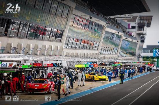 2016勒芒24小时耐力赛于6月4-5日停止民间试车。