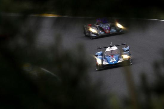 国家华信-Baxi DC Racing Apine车队的35号赛车