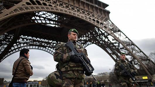 如果保安自己是恐怖分子……