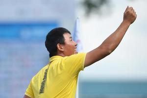 吴阿顺奥天时揭露赛得胜 首位欧巡两冠国家球手