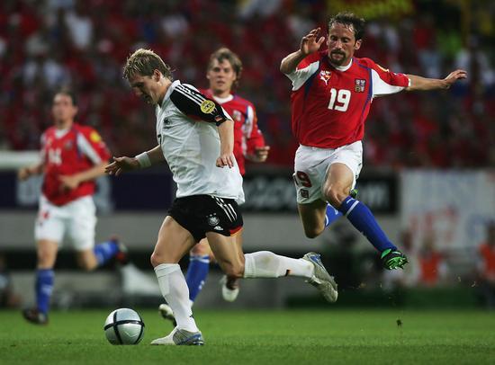 2004年欧洲杯上的施魏因施泰格
