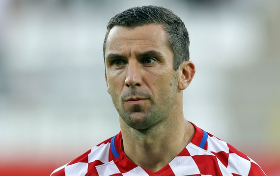 克罗地亚铁血队长退出国家队 交锋C罗竟成绝唱