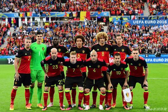 比利时昂贵的首发