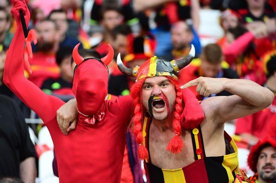 比利时球迷