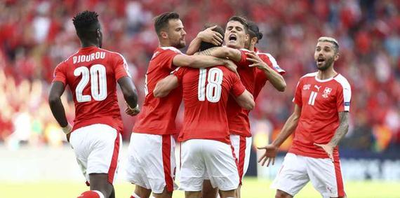 欧洲杯-尤文悍将送点 瑞士进世界波平罗马尼亚