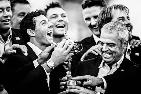 莱德杯连战连捷极大增强了欧洲球员的信心