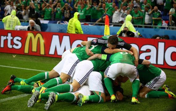 欧洲杯-英超铁卫破门 北爱尔兰爆冷2-0胜乌克兰