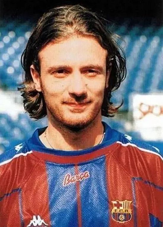 球员时代的克里斯托弗-杜加里