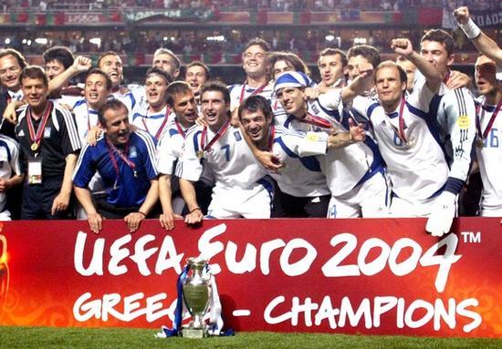 2004年欧洲杯希腊神话