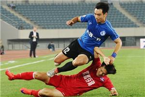 中甲-穆谢奎梅开二度 一方主场2-0梅州升三甲
