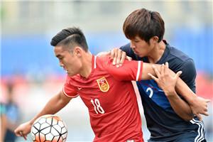 熊猫杯-错失良机U19国青0-0平日本 3战未尝胜绩