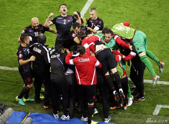 阿尔巴尼亚击败罗马尼亚