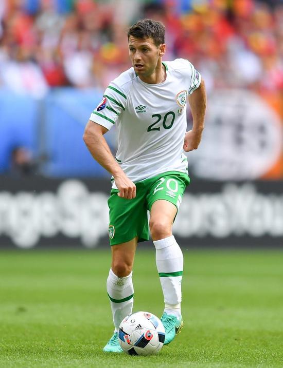 爱尔兰队需求为胡拉汉发明更多的时间