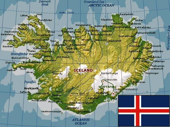 小小的冰岛,大大的梦