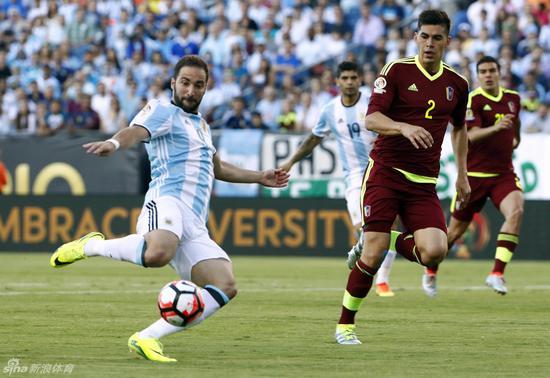 委内瑞拉很难阻挡阿根廷