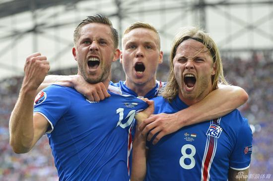 冰岛小组赛保持不败