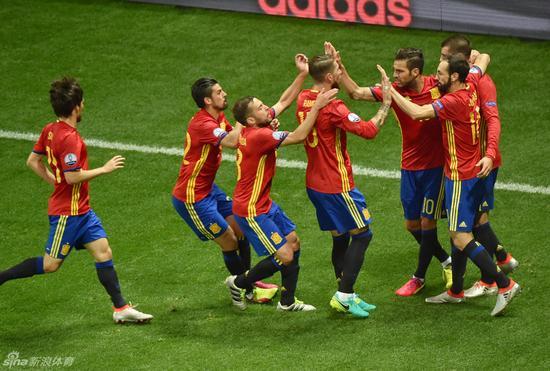 西班牙仍然是夺冠热门
