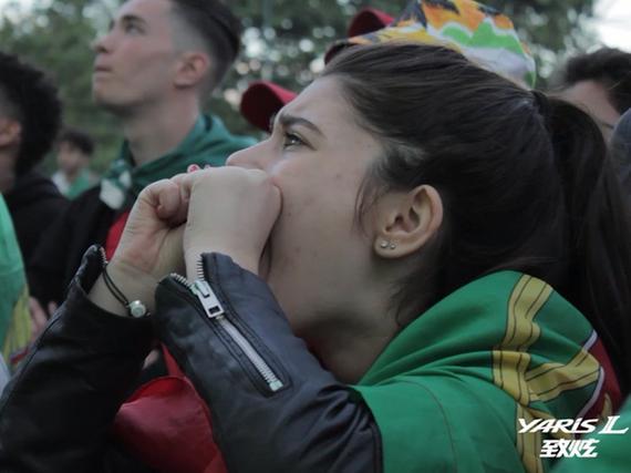 视频-葡萄牙晋级实录 绝杀瞬间球迷气氛点燃