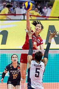 女排0-3负美国获香港站亚军 遭首败让出预赛榜首