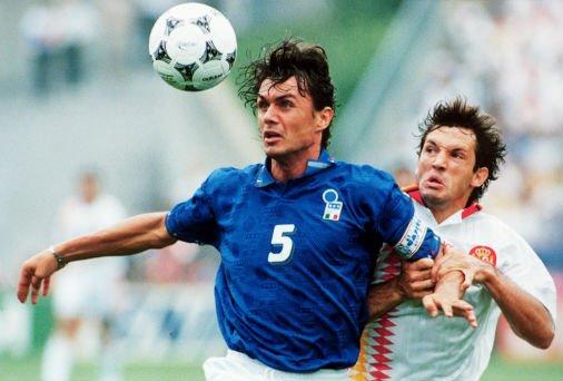 94世界杯,意大利击败西班牙