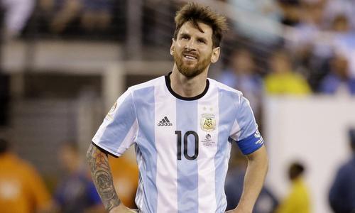 颜强:阿根廷队的梅西只是个普通人