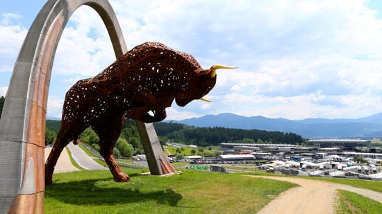 Spielberg赛道是红牛的老巢