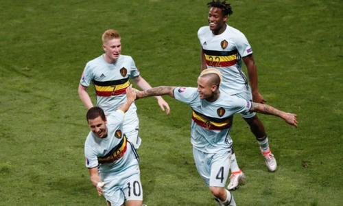 比利时和威尔士的胜负手