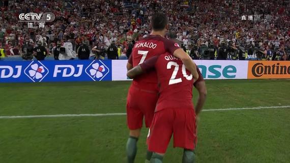 gif-再将胜利带给葡萄牙 夸神第五位出场罚中点球