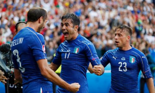 本届欧洲杯的舞台上,意大利队给人们带来了欣喜