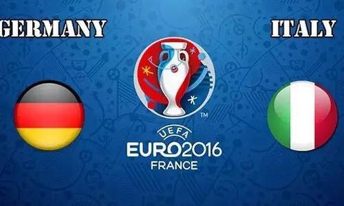 颜强:德意交锋 提前的决赛
