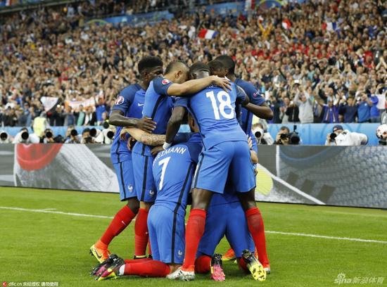 法国攻击潜力充分释放
