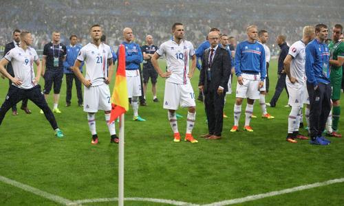 法国冰岛告诉世界什么是足球