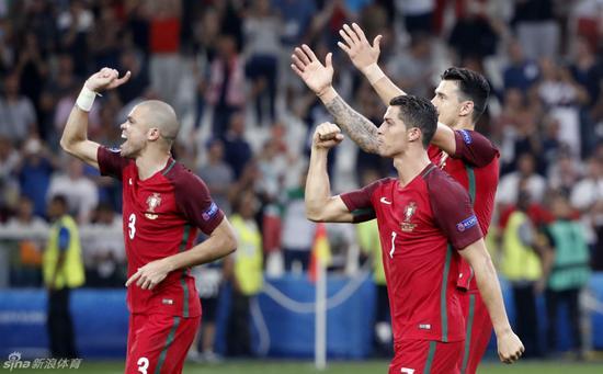 葡萄牙逆势上扬进四强