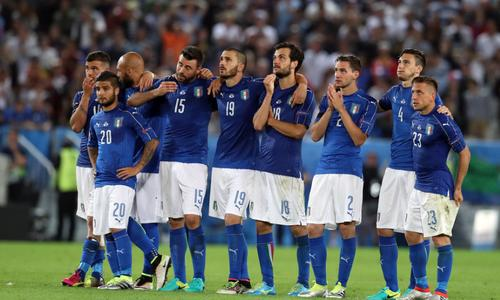 意大利输给德国对足球是好事