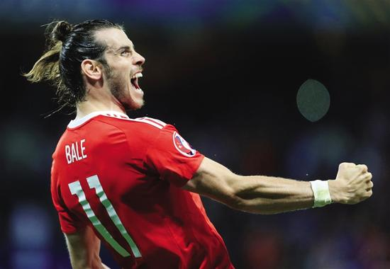 贝尔和他的威尔士队在本届欧洲杯证明了自己