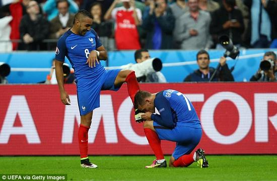 帕耶在本届欧洲杯赛场上屡有高光表现