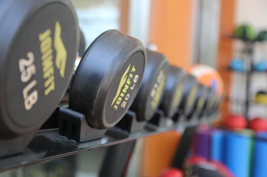 业余健身设施