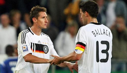 克洛泽:从不担心德国会输球 巴拉克预测2-0胜