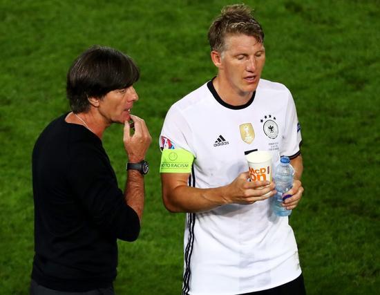 马特乌斯认为,施魏因斯泰格的复出对于德国队是一个好消息