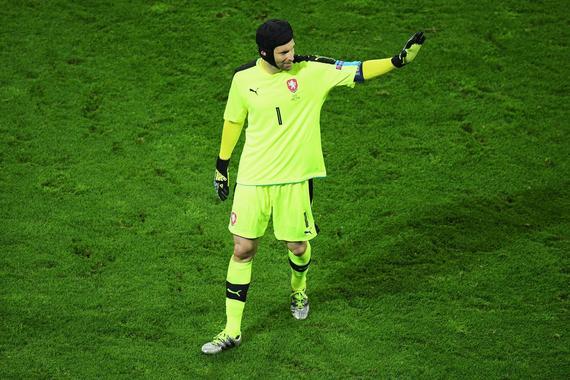 切赫退出捷克国家队 14年生涯保持队史出场纪录