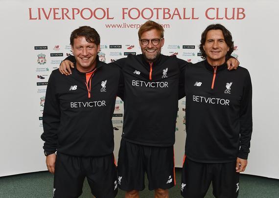 利物浦官方宣布与克洛普续约6年 年薪涨300万镑